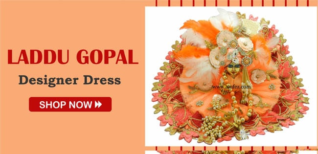 Laddu Gopal Pugree