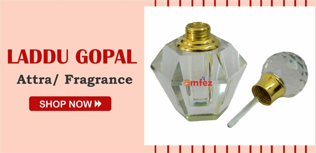 Laddu Gopal Natural Attar