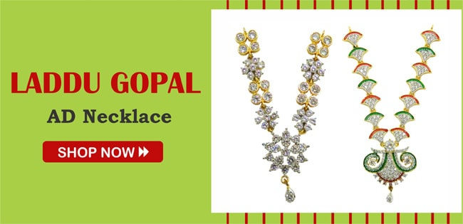 Laddu Gopal Necklace