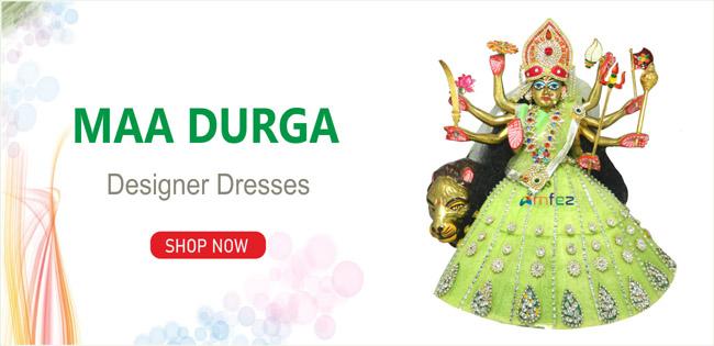 Durga Ji Dres