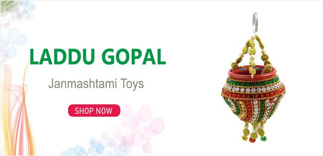 Janmashtami Toys